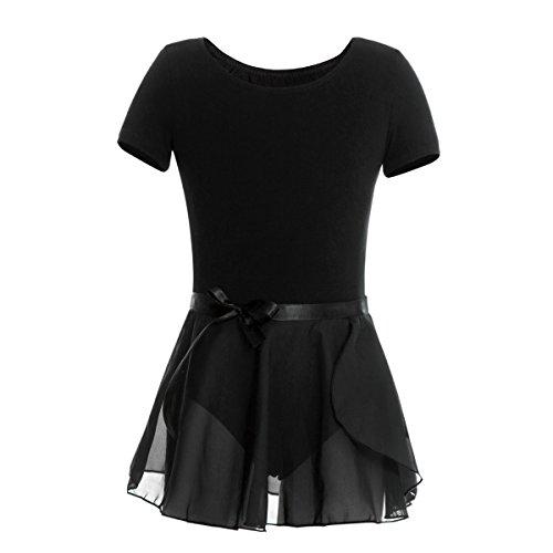 Cotton Short Sleeve Skirt - 2