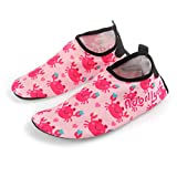 Swim Shoes Kids Water Beach Shoes Aqua Socks for Boys Girls