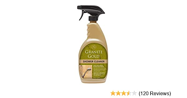 Merveilleux Amazon.com: Granite Gold Shower Cleaner Spray   Stone Shower Cleaning  Solution For Marble, Travertine, Quartz, Tile   24 Ounces: Home U0026 Kitchen