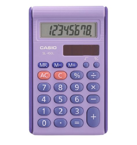 Casio 10 Basic School Slr