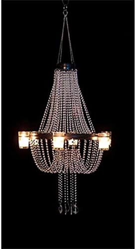 Event Decor Direct Empire Chandelier 6 Candle Holder