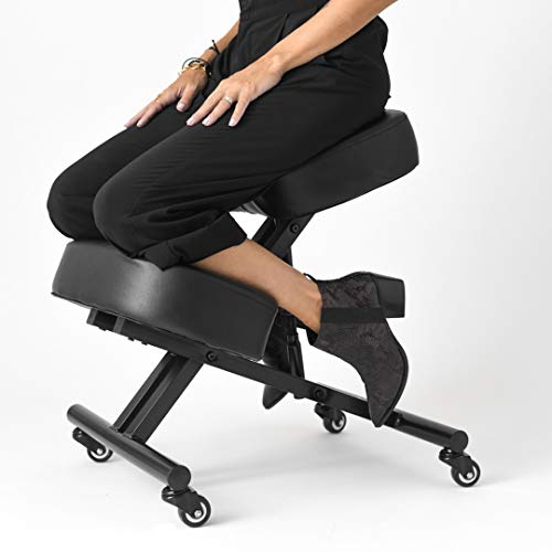SLEEKFORM Kneeling Chair Height Adjustable for
