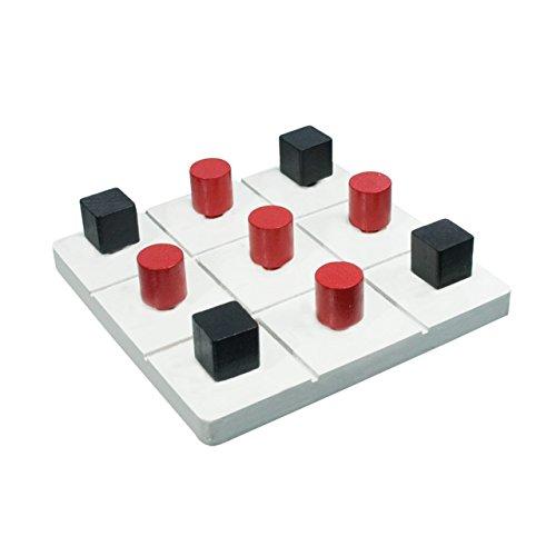 [해외]촉각 틱 택 토 게임 / Tactile Tic-Tac-Toe Game