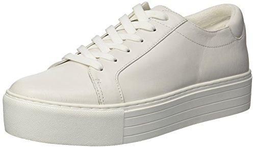 Kenneth Cole New York Women's Abbey Platform Lace-up Techni-Cole Sneaker, White, 9 M US
