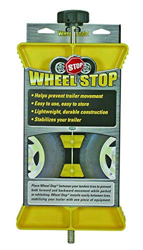 Camco-Yellow-RV-Wheel-Stop-Stabilizes-Your-Trailer-by-Securing-Tandem-Tires-to-Prevent-Movement-While-Parked-Large-44622