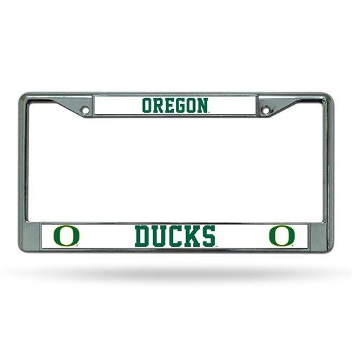 (Oregon Ducks Chrome Frame)