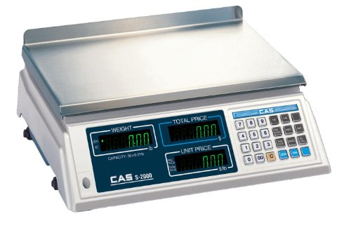 CAS-S-2000-Price-Computing-Scale-Upto-60-x-001002-lbs-Legal-for-Trade
