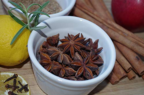 - Home Comforts Peel-n-Stick Poster of Baking Fragrant Spices Star Anise Pepper Anise Vivid Imagery Poster 24 x 16 Adhesive Sticker Poster Print