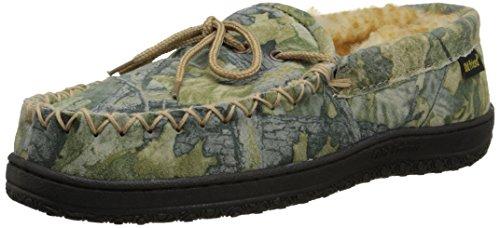 Old Friend Men's Moccasin Slipper - Camouflage Stony - 13...