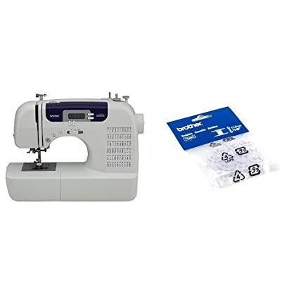 Amazon Brother CS40i FeatureRich Sewing Machine And Brother Adorable Sewing Machine Brother Cs6000i