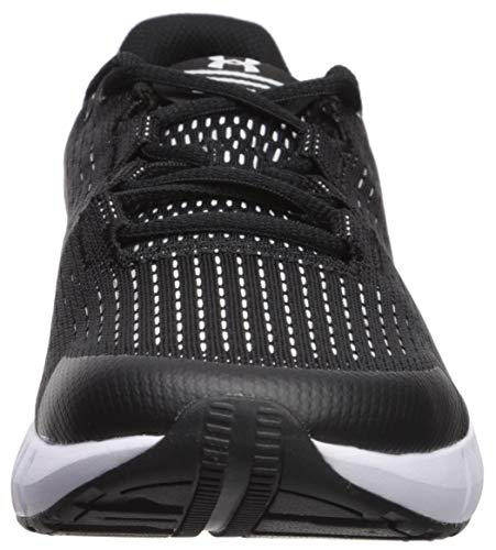 De Under Se Running black Mujer G white Para 002 Micro Armour 002 Pursuit Zapatillas white Negro qYr0YwI