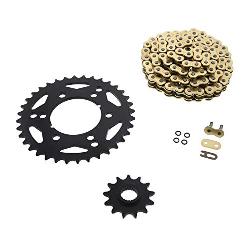 520-76L O-Ring Chain and Sprocket 13/36 for 1998-2009 Polaris Scrambler 500 4X4