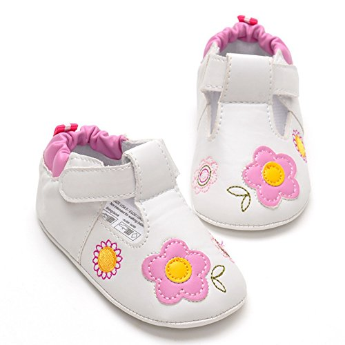 Pictures of Demonda Infant Toddler Baby Girls Flower Anti- 3