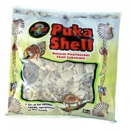 - Puka Shell Natural Pearlescent Shell Substrate