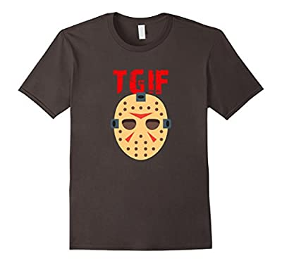 TGIF Funny Halloween T-Shirt