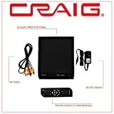Craig CVD401A Compact HDMI DVD Player with Remote