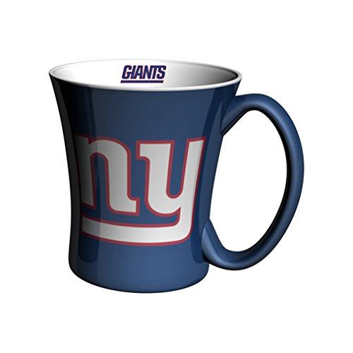 NFL New York Giants Espresso Mug, 3-ounce, Blue (York Giants New Mug)