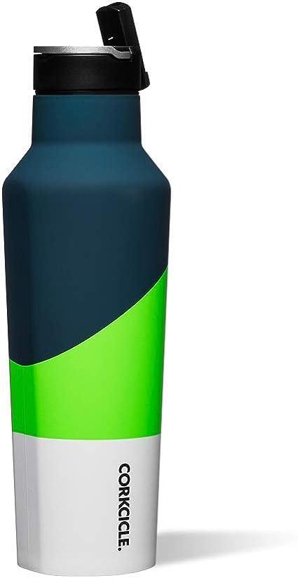 environ 566.98 g Sport cantineNoir MatTriple isotherme2020RMB Corkcicle 20 oz