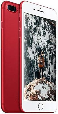 Apple Iphone 7 Plus, 128gb, Rojo: Amazon.es: Electrónica