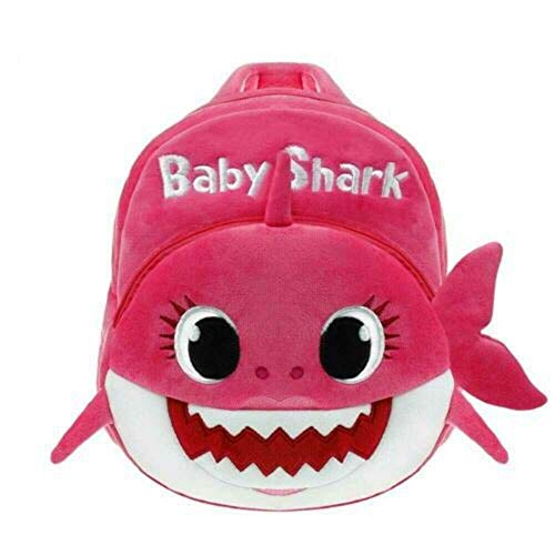 Baby Shark Backpack for Toddlers Kids Children