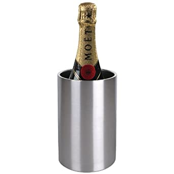 Olympia double wall wine cooler 200x120mm champagne beer for Beer and wine cooler table