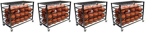 Trigon Sports Procage HD Secure Ball Locker (4-(Pack))