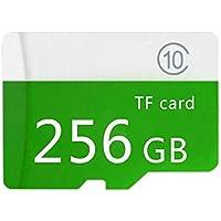 Scheda di memoria Green Micro-SD Sd Tf Classe 10 Particelle di memoria di qualità Scheda di memoria Grande capacità - Verde