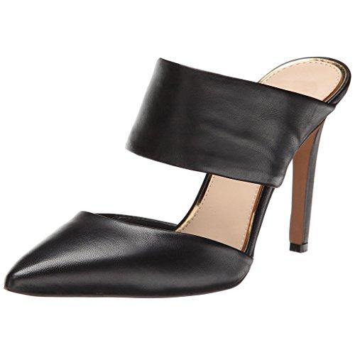 EKS - Zapatos de tacón fino Mujer Negro - Schwarz-Matte