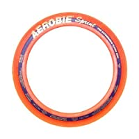 """Aerobie Sprint, 10 """"anillo volador, rojo"""
