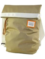 Light Weight YUMC Crossbody Laptop Messenger 13.3 Inch Fashion Ranipak Bag, Desert Sunset/Gold, One Size