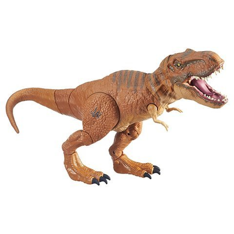 New Stomp and Strike Tyrannosaurus Rex Figure