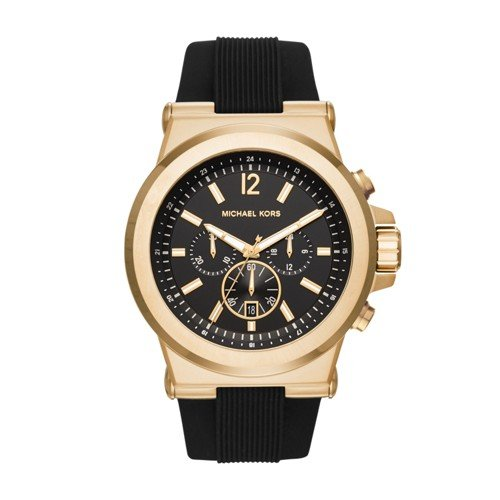 Michael Kors Men's Dylan Black Watch - Kors Michael Man
