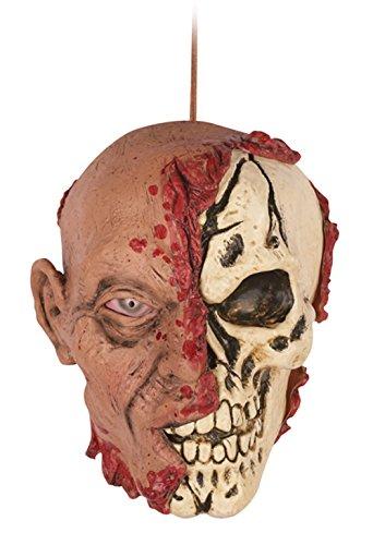 Horror Props Hanging - Hanging Horror Head Prop