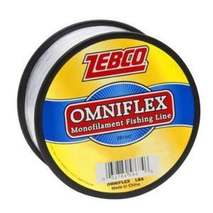 15lb Test Omniflex Monofilament Fishing Line 500 Yards