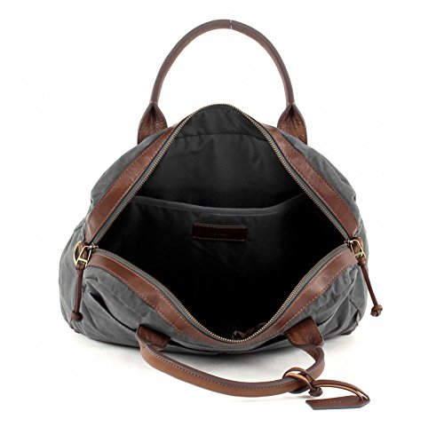 FOSSIL Wyatt Top Zip Workbag Grey