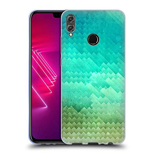 Official Spires Dig Sig Slabs Soft Gel Case for Huawei Honor View 10 Lite