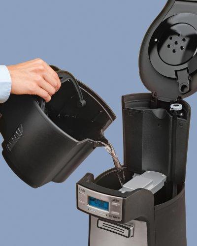Hamilton Beach 12-Cup Coffee Maker, Programmable Brewstation Dispensing Coffee Machine, Summit Ultra (48465)
