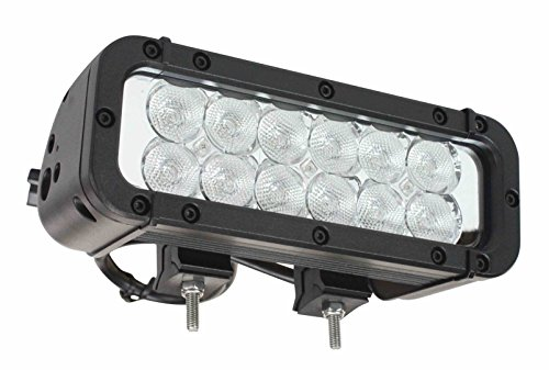 Infrared LED Light Emitter - 9-42 Volts DC - 550'L X 70'W Spot Beam - 12 Infrared Emitters LEDs by Larson Electronics
