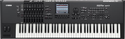 Yamaha Motif XF7 Music Production Synthesizer