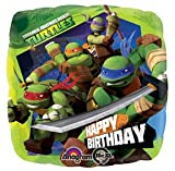 Teenage Mutant Ninja Turtles Happy Birthday Foil Balloon, Health Care Stuffs