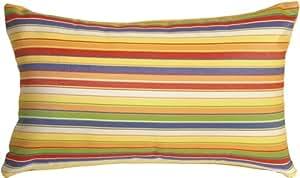 Pillow Decor - Sunbrella Castanet Beach 12x20 Outdoor Pillow