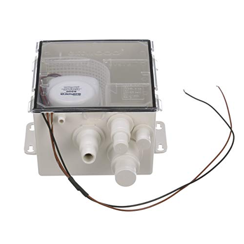 Sump Pump Amps - Attwood 500 GPH Shower Sump