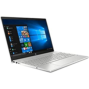 HP Pavilion 15.6-inch FHD Laptop, Intel 10th Gen Quad-Core i5-1035G1 Processor, 8GB DDR4 Memory, 256GB SSD, WiFi…