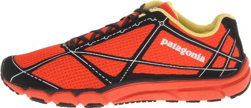 ad37cf45 Patagonia Men's Everlong Trail Running Shoe,Eclectic Orange,10.5 M US