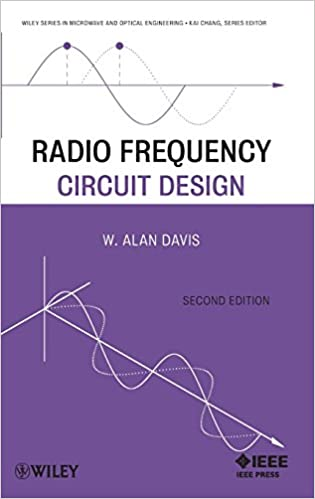 Radio Frequency Circuit Design: W  Alan Davis: 9780470575079: Books