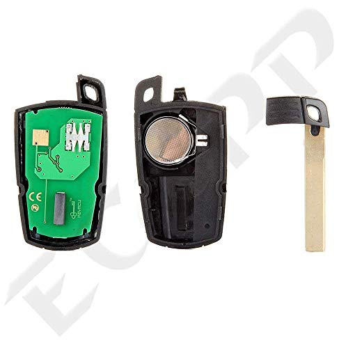 ECCPP Replacement Fit For Uncut 315MHz Keyless Entry