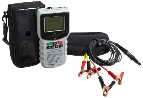 (Megger TTR20 Hand-Held Transformer Turns Ratio Tester)
