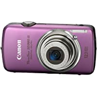 Canon PowerShot SD980IS 12.1MP Digital Camera with 5x Ultra Wide Angle Optical Image Stabilized Zoom and 3-inch LCD (Purple) Key Pieces Review Image