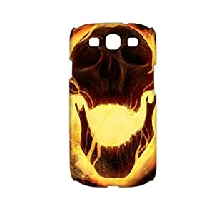 Durable Back Phone Case For Girl Printing Ghost Rider Cartoon For Samsung I9300 Choose Design 1-1