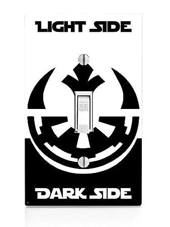 Amazon Light Side Dark Side Light Switch Plate Home Kitchen